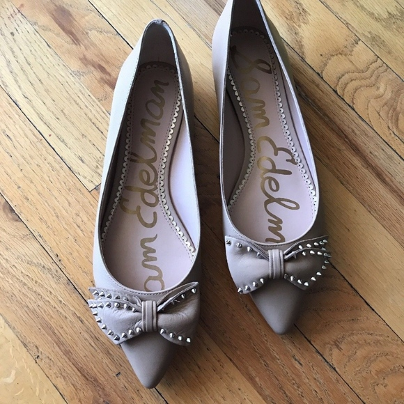 69193cf8007e67 54% off Sam Edelman Shoes Brand New Studded Raisa Flats